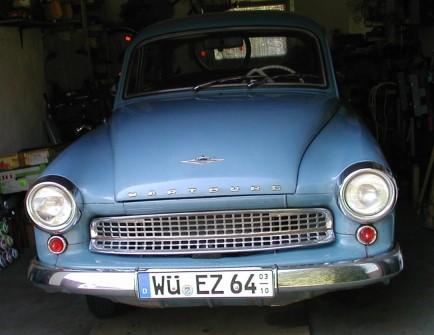 bremstrommel wartburg 311